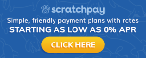 Scratchpay - Friendly payment plans starting as low as 0% APR. Click Here